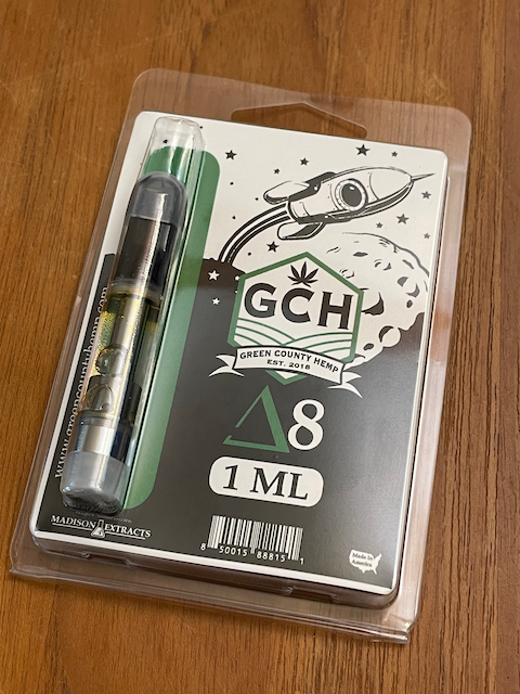 With post processing, you can make vape pens. You can also send out your CBD to make D8.