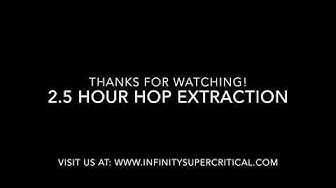 Botanical Oil Extraction using Infinity Supercritical